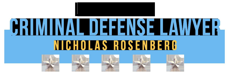 Nicholas Rosenberg